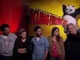 Kung Fu Panda 2 - Making Of Des Voix Franç Aises
