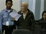 Khmer Rouge Trial Enters Fourth Day