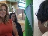 Kathy Ireland And Faye Washington At The YWCA Event