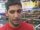 Khan Confident Of KO