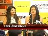 Kajol&#039 S Singing Singham&#039 S Praises