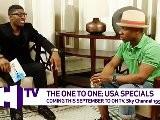 Kirk Franklin On Jessie J @MichaelOTV