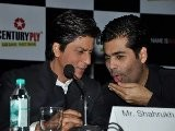 King Khan&#039 S GAY Cheerleader Plan @ IPL