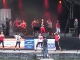 Kaya Sings Summer Of 69 By Bryan Adams Live @ Lakesidefestival With K-dance Zone