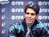 Kaka Plays Like Barca On PlayStation
