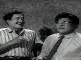 Kudumba Thalaivan - M.R.Radha V.K.Ramasamy Old Thought Comedy
