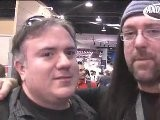 Pick Girl And The Tone King At NAMM 2011