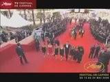 Les Marches De Cannes 2009 Pour Visages Leatitia Casta
