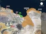 Libia: Los Aviones De Gadafi Mantienen A Raya La Revuelta