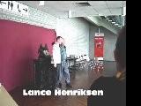 Lance Henriksen & Sybil Danning