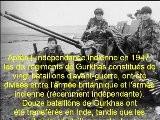 Les Gurkhas Troupes Indig&egrave Nes De L&#039 Arm&eacute E Britannique Comm&eacute Moration 50e Anniversaire Des Ind&eacute Pendances Africaines Et Malgache 2011 JD Castelnaudary Aude
