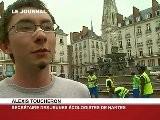 Le Gaz De Schiste, On En Veut Pas! Nantes