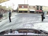 Loca Academia De Policia - On Board - Stunt Show - Parque Warner Madrid ECAM HD