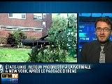 Le Co&ucirc T De La Temp&ecirc Te Irene Estim&eacute &agrave 7 Mds $