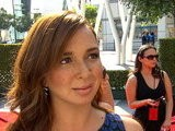 Live From The Red Carpet 2011 Creative Emmys: Maya Rudolph