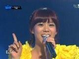 LIVE KARA 카라 - VCR + Date My Boy 110915 Mnet M!Countdown - CBS HDTV