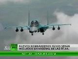 Las Fuerzas A&eacute Reas Rusas, Dispuestas A Comprar Nuevos Bombarderos Su-34