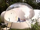 Luxurious Bubble Hotel Brings Innovation To A Night Of Stargazing