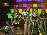 LIVE KARA 카라 - Step 110930 KBS Music Bank HDTV