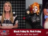 Lil&#039 Kim Disses Nicki Minaj In Black Friday Video