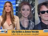 Lily Collins & Anton Yelchin -- Do You Like This On-screen Couple In Odd Thomas??