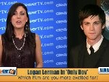 Logan Lerman To Be &#039 The Only Living Boy In New York&#039