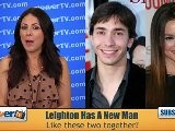 Leighton Meester Spotted On A Date With Justin Long