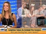 Leighton Meester&#039 S Music & Playing Guitar For Summer Sessions