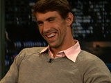 Late Night With Jimmy Fallon Michael Phelps, Part 2
