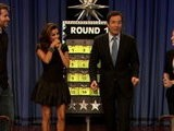 Late Night With Jimmy Fallon Speed Celebrity With Eva Longoria, Part 1