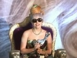 Lady Gaga Races To New Delhi