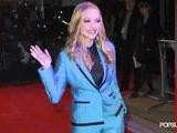 Look Of The Day: Amanda Seyfried&#039 S Blue Short Suit