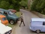 Mr Bean - Parking At Church