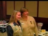 Michigan Girl Scout Sets Record, 5 16