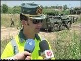 Muere Un Militar Tras Caer Su Coche Al R&iacute O