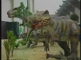 M&eacute Rida Acoge Una Exposici&oacute N De Dinosaurios A Tama&ntilde O Real