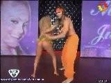 Maria Eugenia Rito - Bailando 2011 - Axe