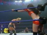Michelle McCool Vs. Gail Kim