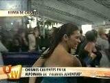 Maite Perroni Y Mane De La Parra - Alfombra Azul Premios Juventud ETV