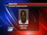 Man Indicted For Strangling Death Of Woman In June