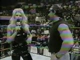 Marc Mero And Sable Segment RAW 4.27.1998