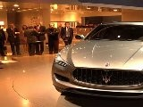 Maserati At The Frankfurt Auto Show 2011 - Maserati Kubang