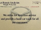 Mazda Tune Up Anaheim - Mazda Lube Service Anaheim