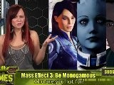 Mass Effect 3 Romance Options Unveiled