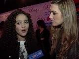 Madison Pettis: Cody Simpson 14th Birthday Party Interview