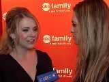Melissa Joan Hart &#039 Melissa & Joey&#039 ABC Family Upfronts Interview