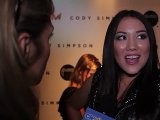 Manika At Cody Simpson' S Album Release Party