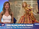 Milla Jovovich Attacks &#039 The Three Musketeers&#039 Studio Over Film&#039 S Marketing