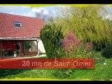 Noordpeene 59170 Grande Propri&eacute T&eacute Gite Annexe Grange Garage