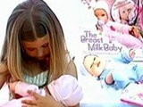 NBC TODAY Show Breast-feeding Doll Stirs Controversy